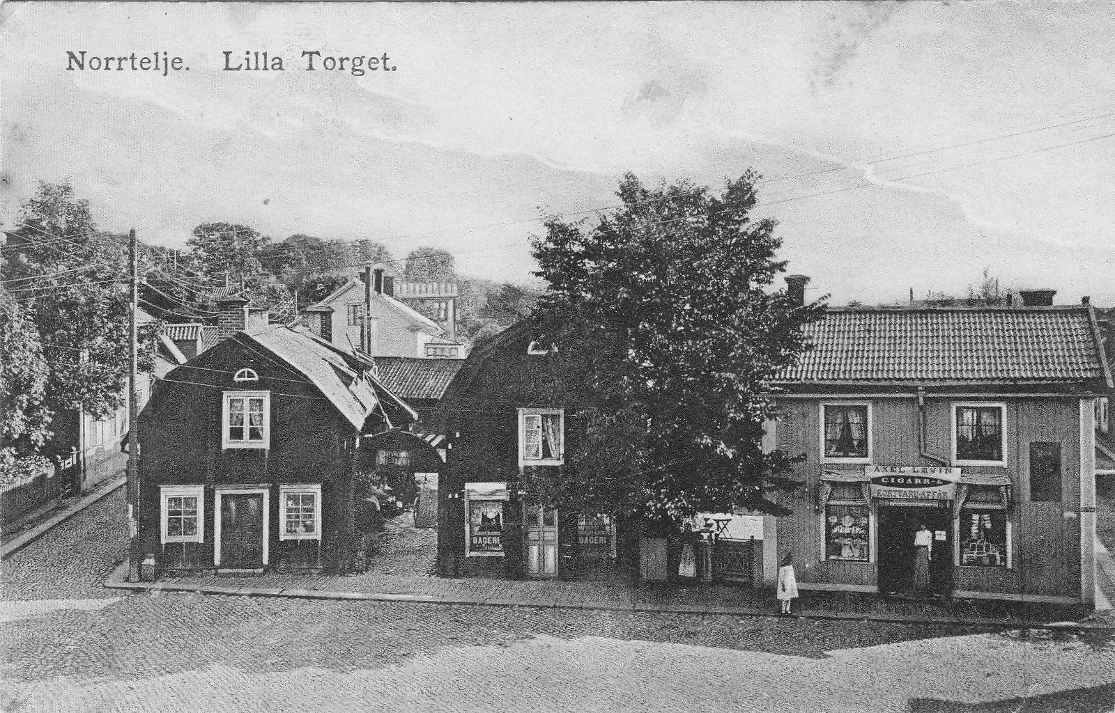 Skickat 1916